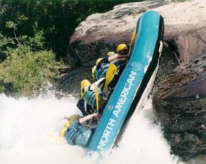 Rafting the Gauley