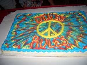 Happy Birthday, Jules! Cake