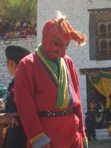 Festival Character