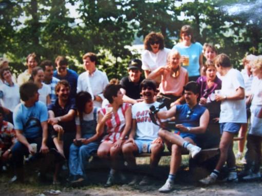 Sewanee Academy 1986 reunion