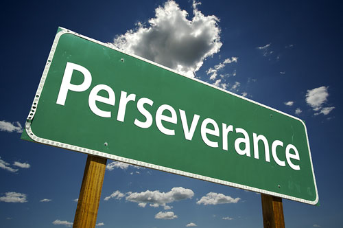 perseverance | Jules Rules